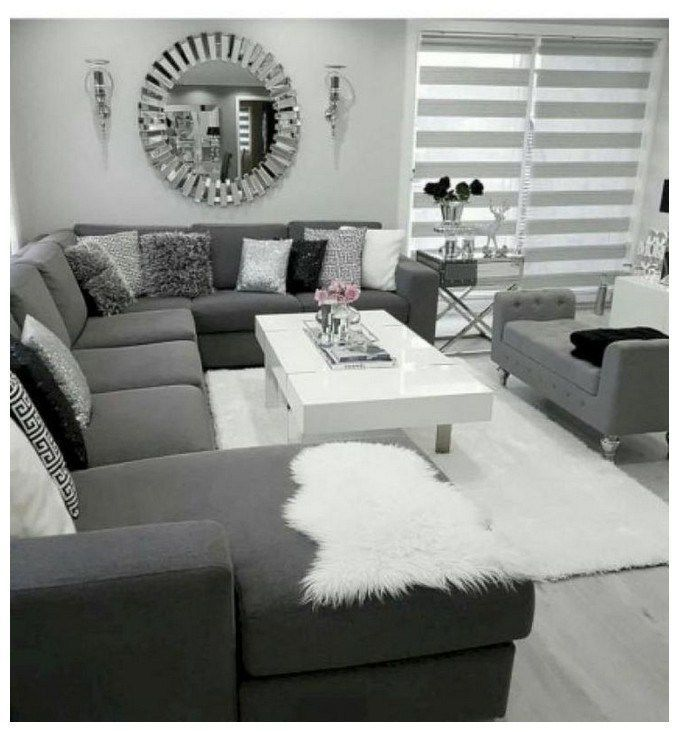 30 Stylish Gray Living Room Ideas To Inspire You Living Room Decor Apartment Elegant Living Room Design Elegant Living Room #themed #living #room #decor