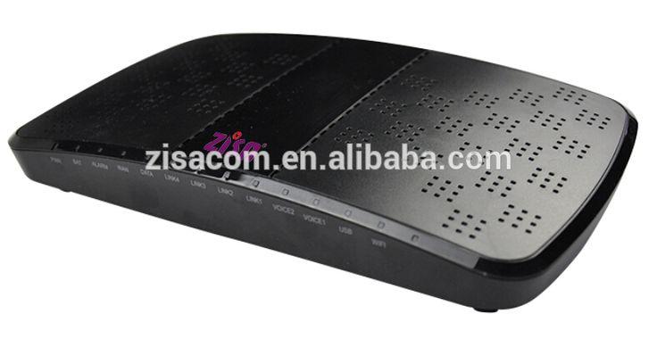Gpon catv ftth onu wifi modem router wifi voip wifi modem 192.168.1.1