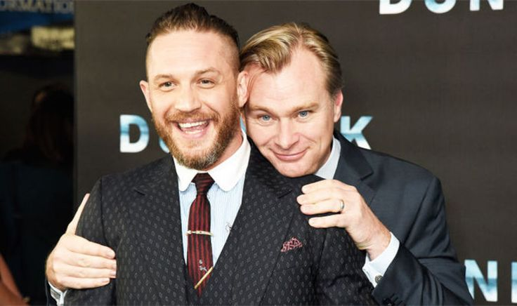 Christopher Nolan Wants Tom Hardy As Next James Bond
