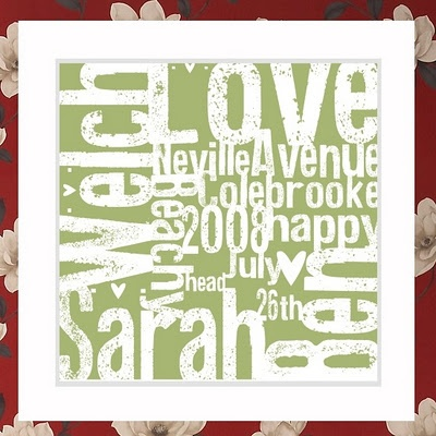 """New Letter press style """"us"""" print. £12Letter Pressed, Press Style, Letters Press, Muse Shops, Prints"""