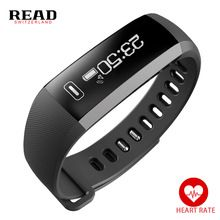 Умный Браслет Heart rate Monitor Будильник Bluetooth Фитнес Деятельности Браслет Спортивные Часы для iOS Android R5 ПЛЮС //Цена: $32 руб. & Бесплатная доставка //  #gadgets #ноутбуки