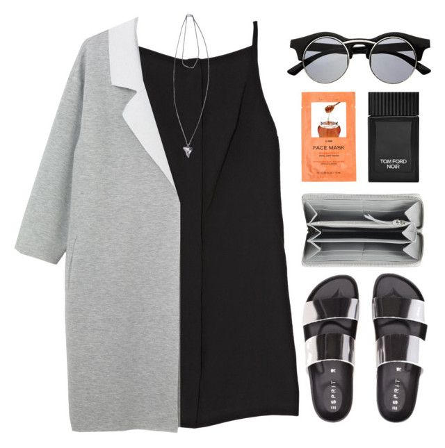"""""""#824"""" by maartinavg ❤ liked on Polyvore featuring Opening Ceremony, Monki, Retrò, Balenciaga, Givenchy, Tom Ford and H&M"""