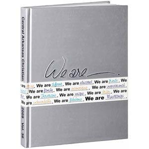 Custom Lithos Yearbook Covers - Jostens