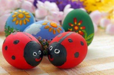 www.serpica.net: Farbanje i ukrašavanje uskršnjih jaja