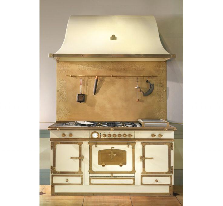 Copper Ovens, Range Cooker Cooking Blocks And Hobs   Restart Srl   Restart  Florence Kitchens Country Kitchens Italian Kitchens Kitchens Metal Steel ...