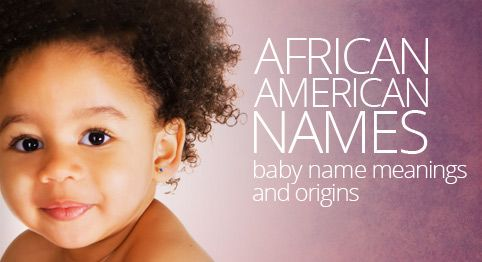 African American names