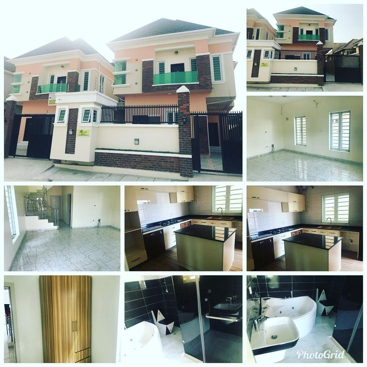 FOR SALE :- BEAUTIFUL 4 BEDROOM DETACHED HOUSE WITH A ROOM BQ LARGE LIVING AREAS & A FULLY FITTED KITCHEN  LOCATION :- OSAPA LONDON LEKKI  ASKING PRICE :- N63M  08185137209 // 09060000255  #realestate #real #estate #house #housing #home #homes #finance #investment #building #structure #listing #sanitaryware #luxurylife #family #comfort #sale #buy #lease #rent #income #savings #design #architecture #interior #space #fittings #structure #constructionworker