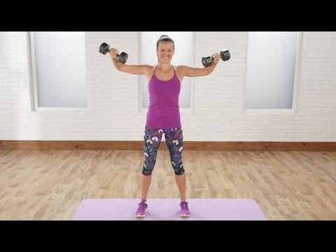 Baby-Bulge-Begone Workout | ClassFit Sugar - YouTube