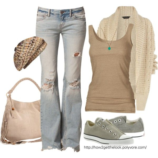 """""""Layering Pieces"""" by how2getthelook on Polyvore"""