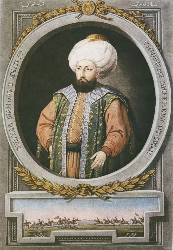I. Mehmed -Çelebi-Kirişçi I. Bayezid ve Devlet Hatun'un oğlu; Ölene kadar tahttan inmedi.