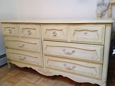 Exceptional Vintage 1975 Stanley Furniture 7 Piece French Provincial Bedroom Suite $600  Or Best Offer