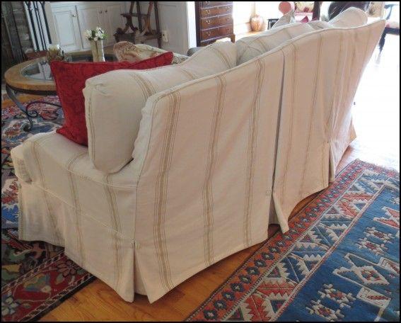 High Back sofa Slipcovers