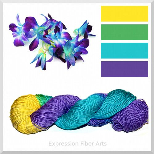 59 Best Yarn Color Combinations Images On Pinterest