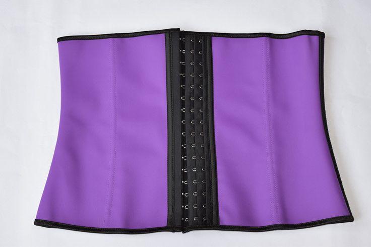 waist trainer latex Waist training corsets steel Sashes cincher Shapewear fitness corset slim sheath reduce belts girdle fajas