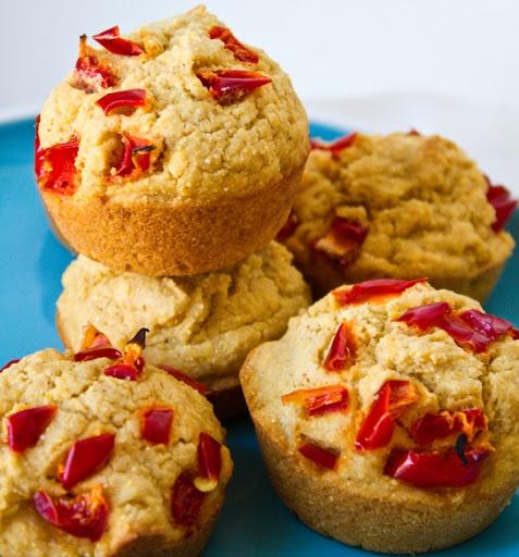 vegan-corn-muffins-maple   Vegetarian - Vegan Dishes   Pinterest