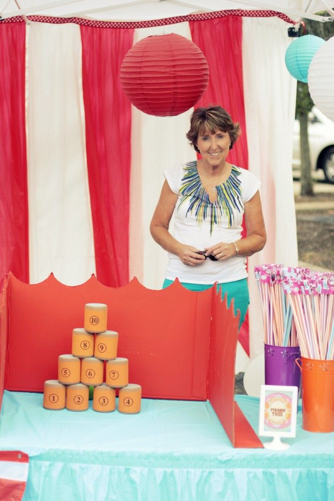 Creative Tots » Blog Archive » Back to School Carnival: Game Tables