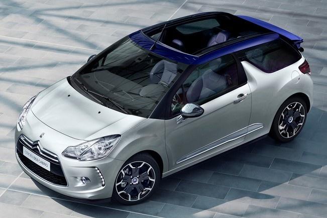 Citroën revela DS3 Cabrio por completo