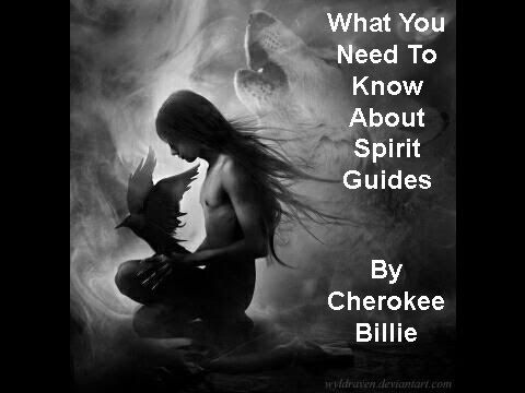 What You Need To Know About Spirit Guides By Cherokee Billie. This video is your crash course in learning who they are and how they work