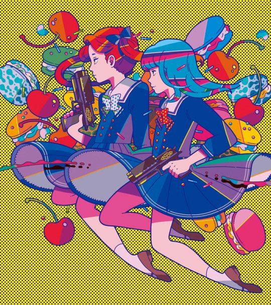utomaru's illustration tumblr
