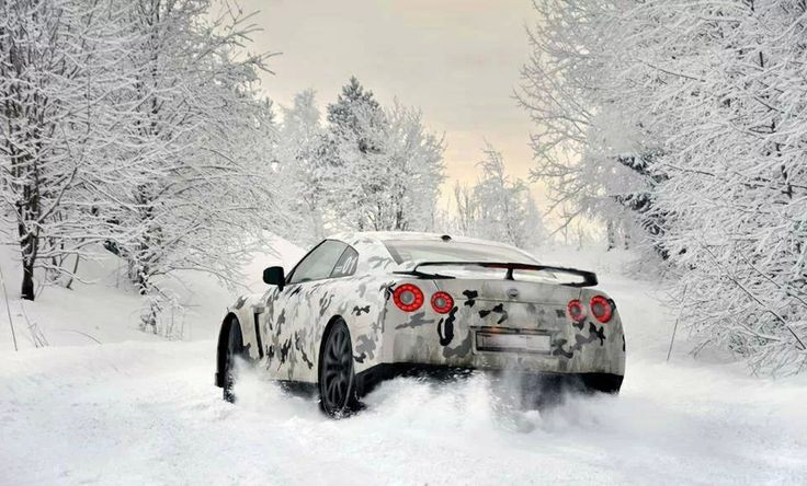 Nissan Skyline GTR R35 Snow Camo | Cars | Pinterest | Gtr r35, Nissan skyline and Skyline GTR