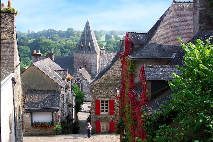 Rochefort-en-Terre, une cité bretonne pas comme les autres : Les villages de France les plus romantiques - Linternaute