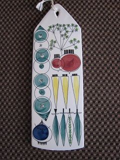 Picknick Board by Marianne Westman Rorstrand...1954