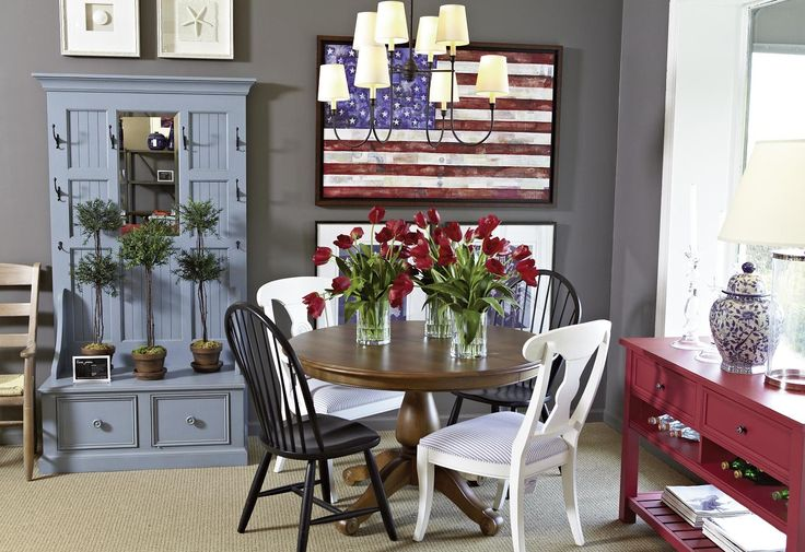 1000+ Images About ETHAN ALLEN :: Red Interiors On