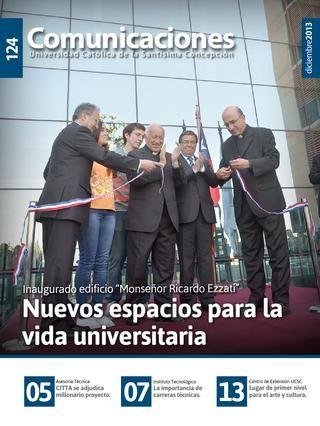 Revista Comunicaciones - Inauguración nuevas dependencias