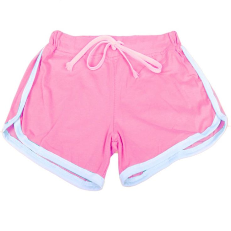 2016 Women Summer Beach Two Style Hot Shorts Plus Size Casual Cotton Short Femininos Ladies Workout Shorts