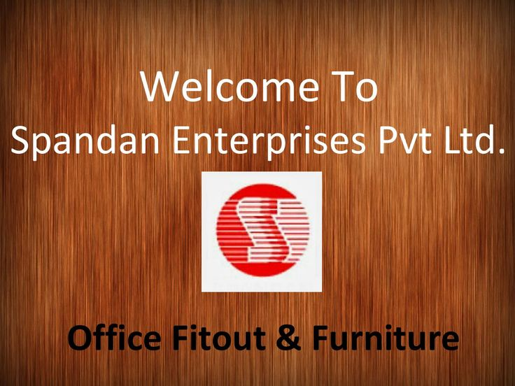 #Commercial #Office_Furniture Fit Out Services #India