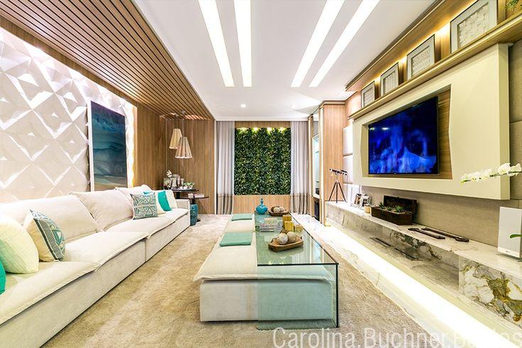 Crédito Fotografia: Eduardo Macarios  Arq. Carol Bastos | Inspirações |  Living | Pinterest | Interiors And Room