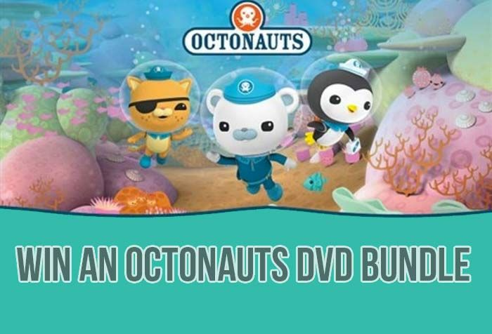 Win an Octonauts DVD Prize Pack - https://gleam.io/sRjNq-9R1ZFo - click to enter