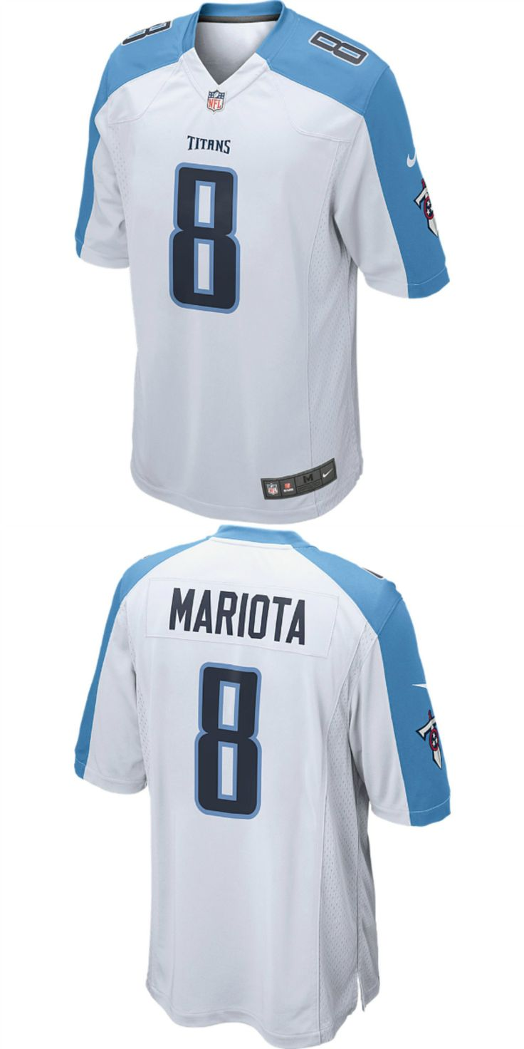 UP TO 70% OFF. Marcus Mariota Tennessee Titans Nike Game Jersey White. Tennessee…