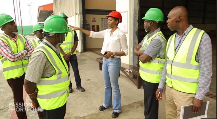 Amy Jadesimi Speaks To CNN's 'Passion To Portfolio' On Breaking The Glass Ceiling In Nigeria's Oil & Gas Industry