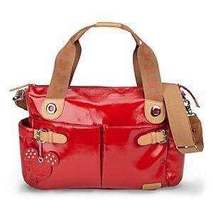 What a great diaper bag! Disney Luxury ~ Diaper Bags From Storksak