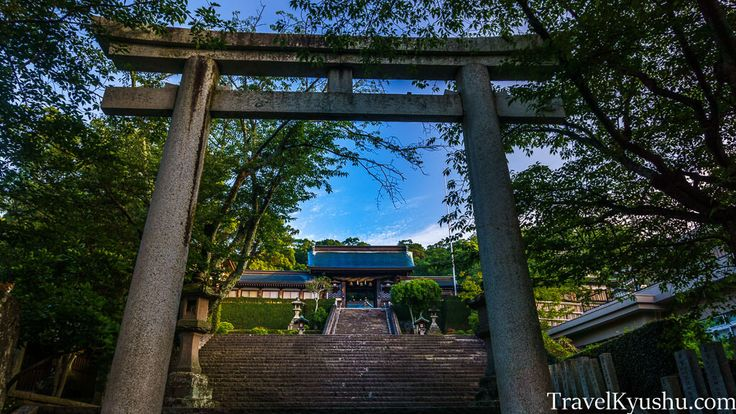 Suwa Shrine - The Major Shinto Shrine of Nagasaki
