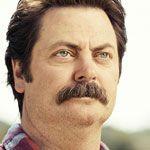 Types of Mustaches - Walrus - Nick Offerman - Ron Swanson - Mustache Styles