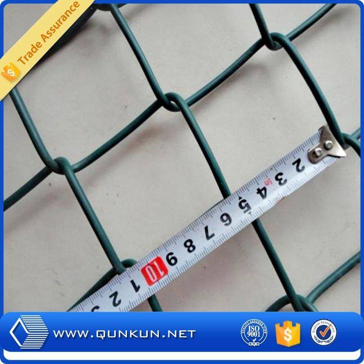 Hot sale galvanized chain link fence panels sale/ privacy slats for chain link fence/ connect chain link fence