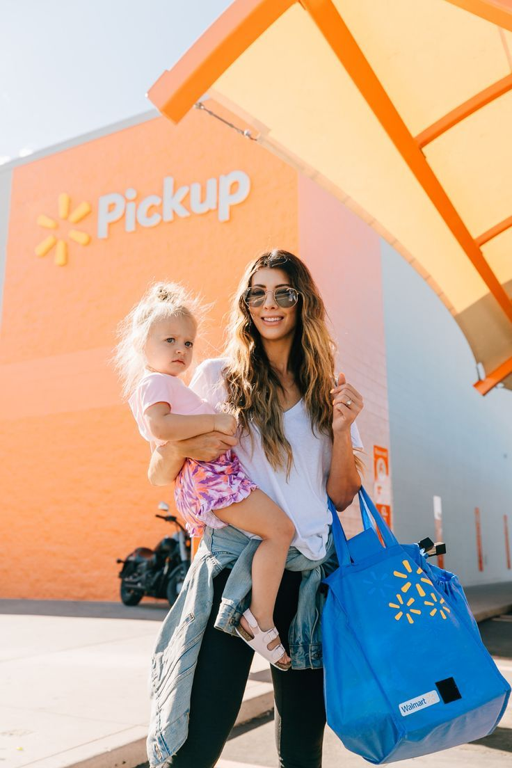 Walmart Grocery Pick Up Review Lifestyle The Girl In The Yellow Dress Kids Running Mother Daughter Fashion Yellow Dress [ 1104 x 736 Pixel ]