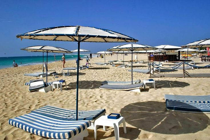 Cape Verde's best beaches, island by island guide | Weather2Travel.com #travel #beach #capeverde #holiday