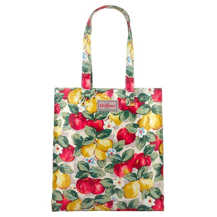 Apples and Pears Bookbag | Cath Kidston |