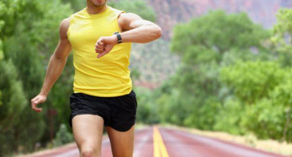 Montre cardio connectée pour courir