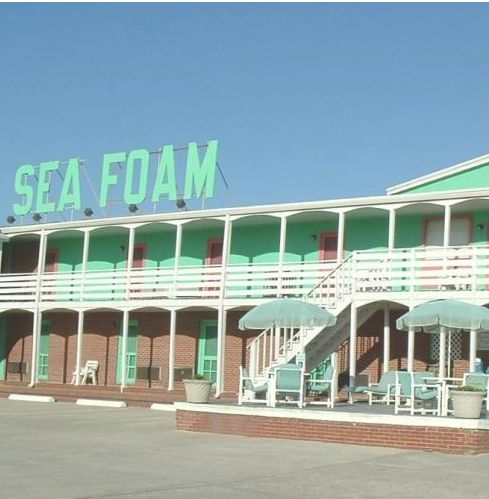 #travelcolorfully sea foam stay