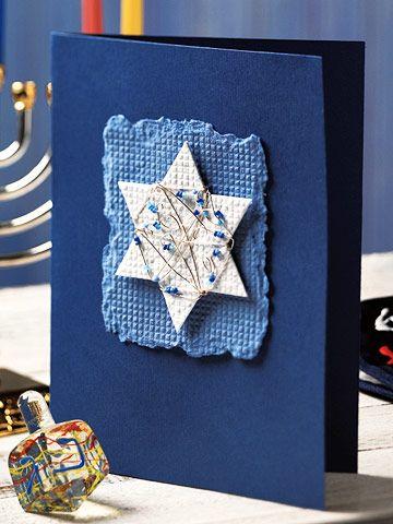 Handmade Hanukkah Cards and Paper Crafts Hanukkah – this is a pretty card. need to send my friend a hanukkah card this year, she always s Feliz Hanukkah, Hanukkah Crafts, Jewish Crafts, Hanukkah Decorations, Hanukkah Menorah, Christmas Hanukkah, Hannukah, Happy Hanukkah, Hanukkah Recipes