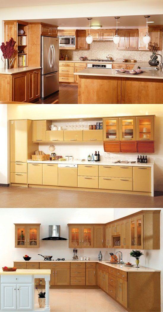 Wood in Generating Modern Furniture - Kitchen Cabinets - http://interiordesign4.com/wood-generating-modern-furniture-kitchen-cabinets/