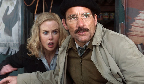 Nicole Kidman and Clive Owen in 'Hemingway & Gellhorn'.....both nominees for 2012 Emmy awards