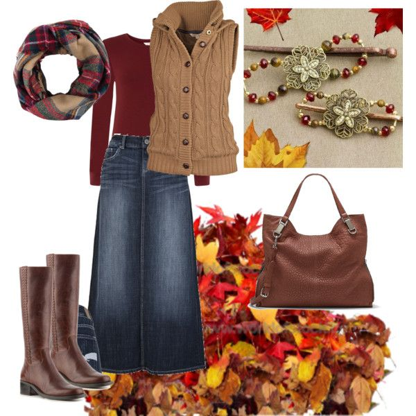 """Cozy Fall"" by charitree on Polyvore"