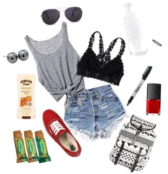Vans Warped Tour Outfit