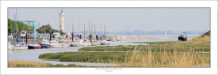 Photo Le Hourdel - Baie de Somme - France - Christophe Schambert