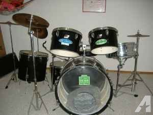 Ludwig Drum Set - $450 (Bancroft)